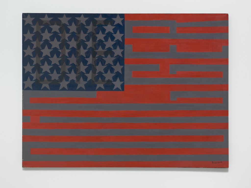 Faith Ringgold's American Flags Confront Nation's Violent Histories – ARTnews.com