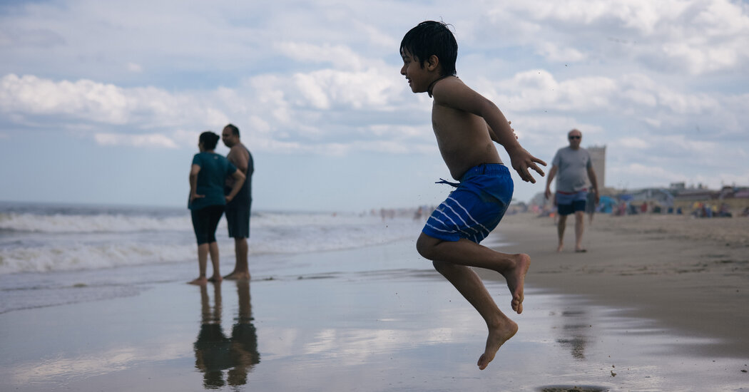 Luring Labor as a Beach Economy Booms