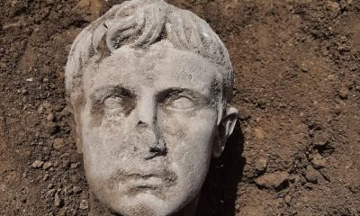 Marble Head of Roman Emperor Augustus Found in Italy – ARTnews.com