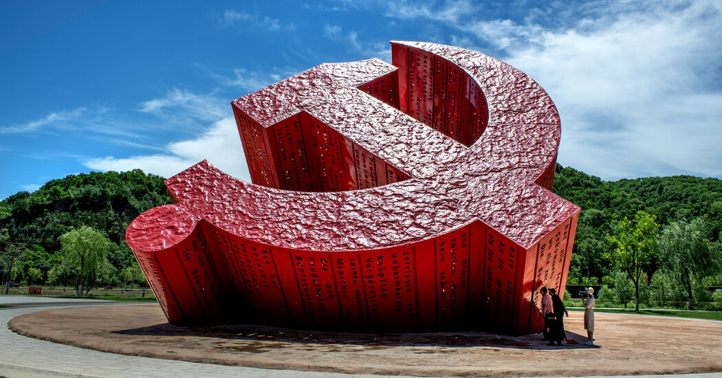 'Red Tourism' Flourishes in China Ahead of Party Centennial