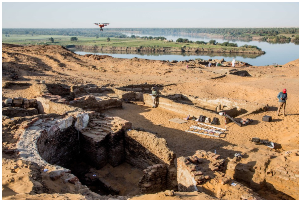 Medieval Nubian Cathedral Discovered in Deserted City of Old Dongola – ARTnews.com
