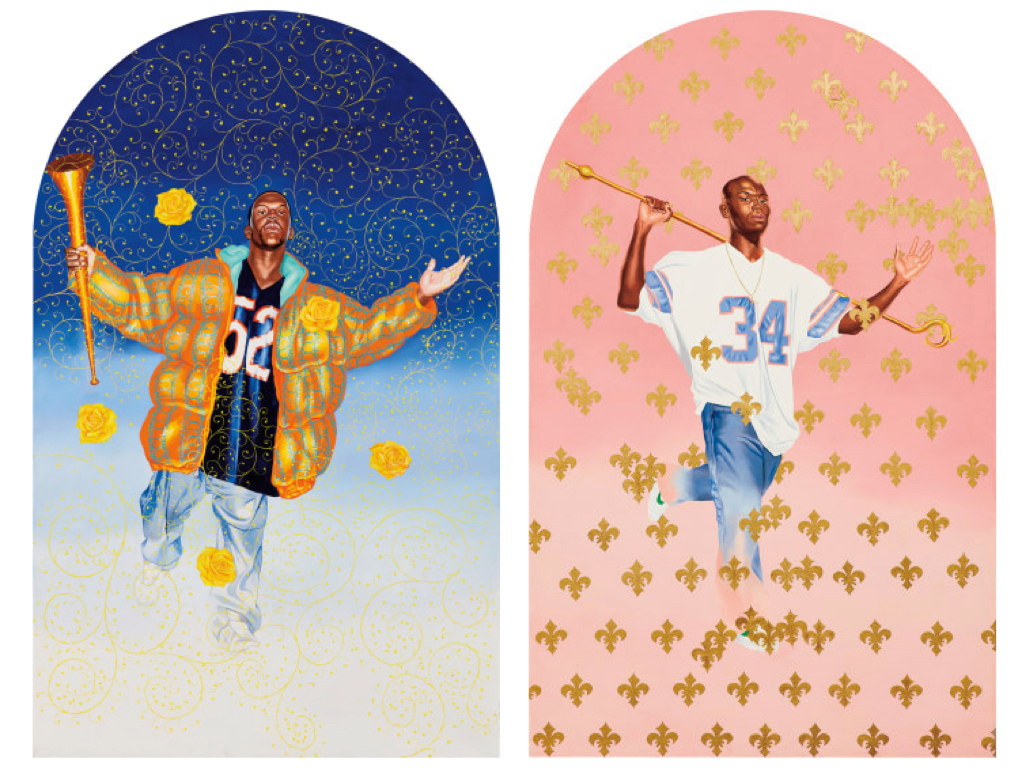 Milestone Works from Kehinde Wiley on Offer at Phillips Day Sale – ARTnews.com