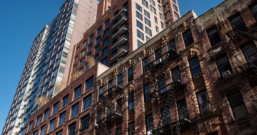 New York Rents Appear Close to Bottom