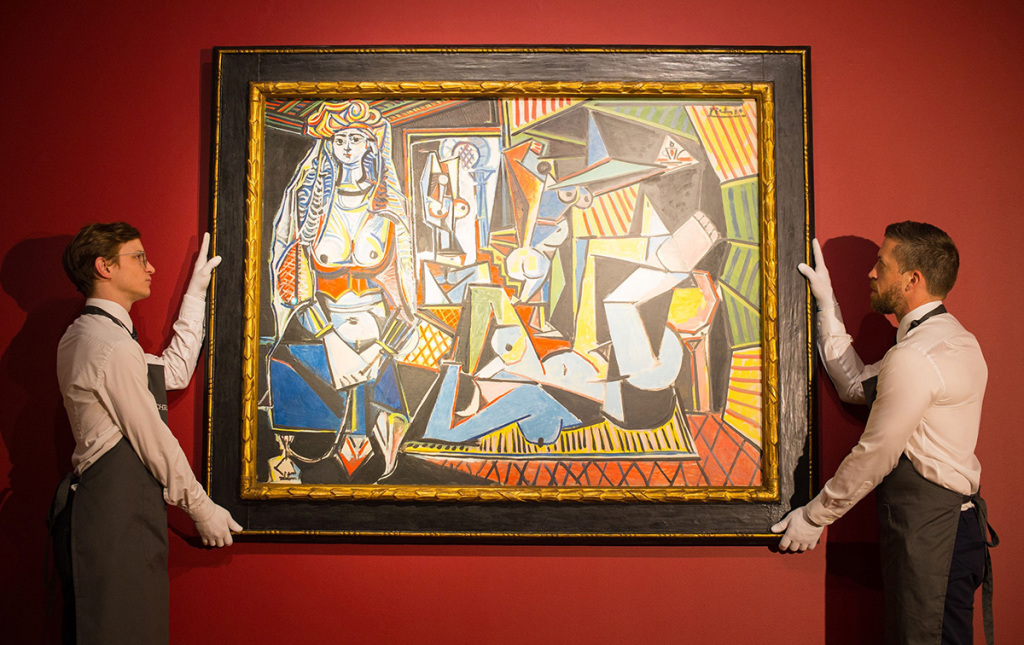 The Most Expensive Picassos to Sell at Auction – ARTnews.com