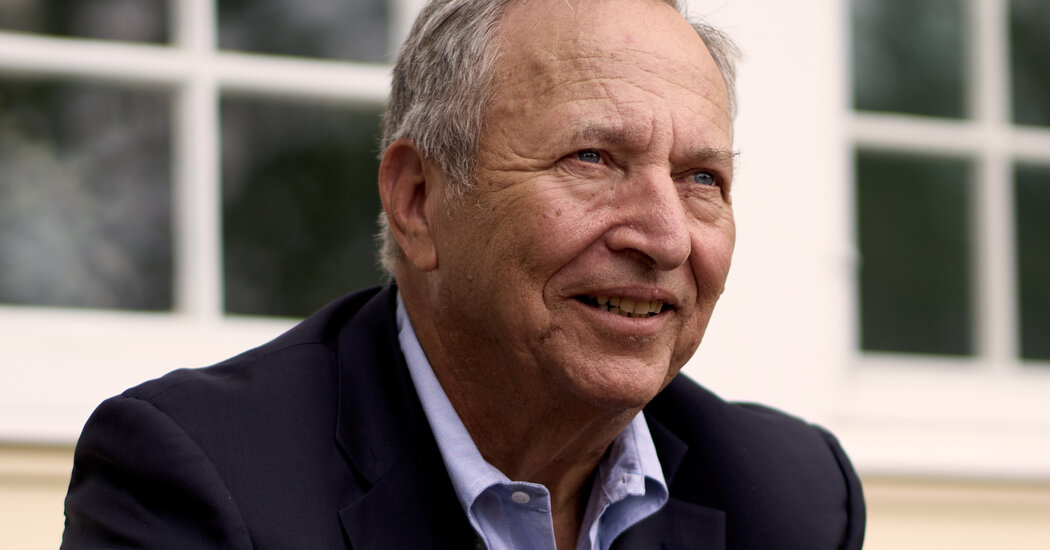 Why Washington Can't Quit Listening to Larry Summers