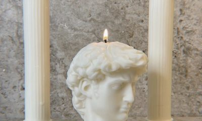 Candles Inspired by Classical Sculptures – ARTnews.com