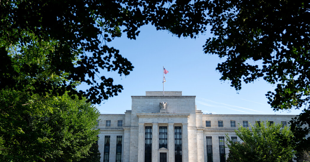 Federal Reserve Holds Rates Near Zero