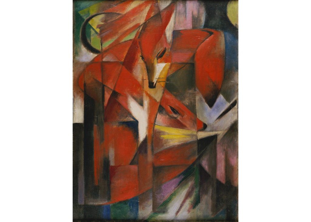 German City's Restitution of Franz Marc Painting Comes to a Standstill – ARTnews.com