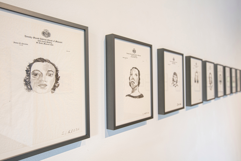Kit Keith's Portraits Index Psychological Depth and Forms of Judgment – ARTnews.com