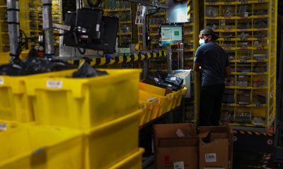 Amazon Faces Wider Fight Over Labor Practices
