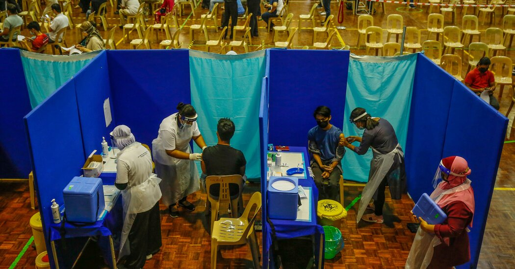 China's Vaccine Diplomacy Stumbles in Southeast Asia