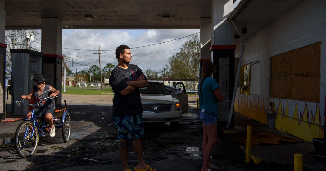 Hurricane Ida could make the supply chain-disaster even worse.