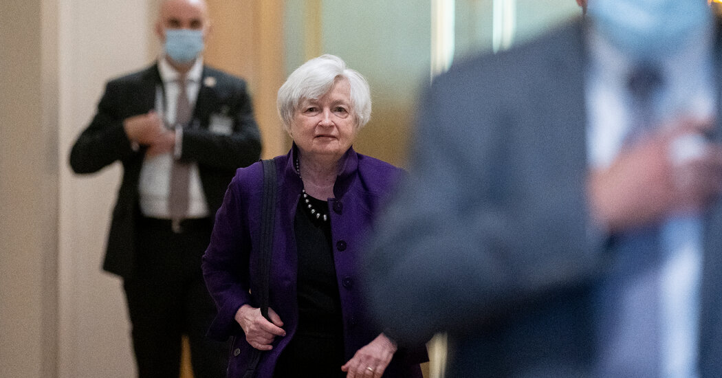 Janet Yellen Gets a Chance to Shape the Fed, This Time From Outside