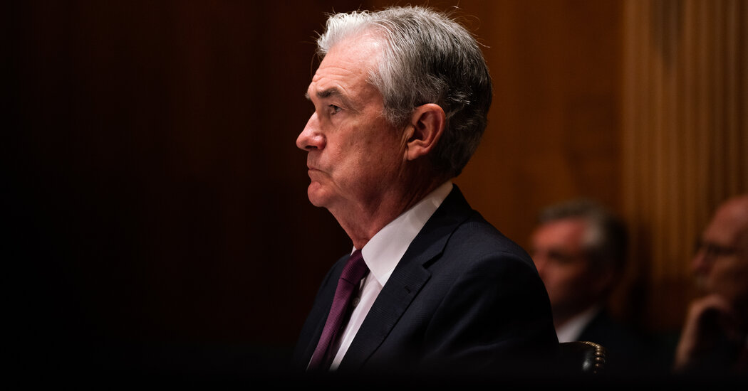 The Pandemic Is Testing the Federal Reserve's New Policy Plan